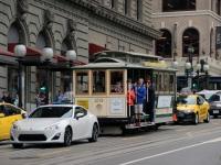 Сан-Франциско. Cable car №26