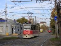 Краснодар. Tatra T3SU №015, КТМ-5М3Р8 №525