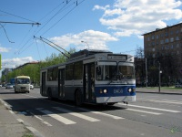 Москва. ЗиУ-682ГМ №8456, Hyundai County SWB ек977