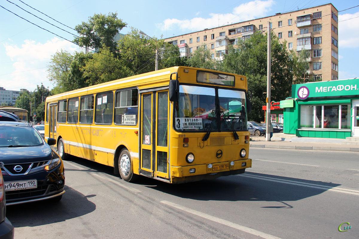 Серпухов. ЛиАЗ-5256.25-11 ео179