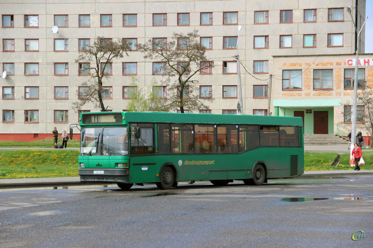 Слуцк. МАЗ-104.021 9996AM-5