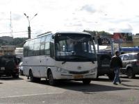 Смоленск. Yutong ZK6737D ав672