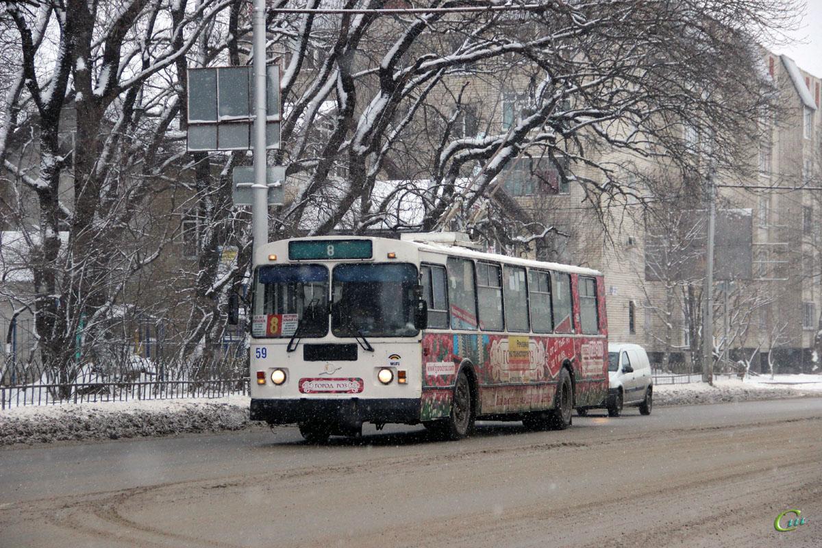 Ставрополь. ЗиУ-682Г-012 (ЗиУ-682Г0А) №59