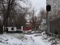 Москва. Остатки подъездного пути бывшего завода Кристалл