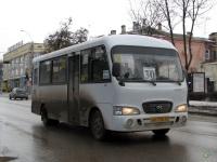 Таганрог. Hyundai County LWB ам718
