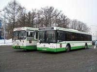 Москва. ЛиАЗ-5256.25 ва993, ЛиАЗ-5292.21 е336рн