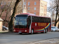 Ростов-на-Дону. MAN R08 Lion's Top Coach х777ну