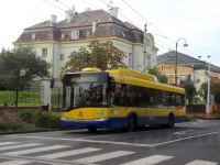 Теплице. Škoda 26Tr Solaris №177