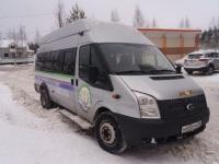 Нягань. Нижегородец-2227 (Ford Transit) н650хм
