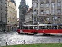 Прага. Tatra T3R.P №8388, Tatra T3R.P №8389