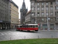Прага. Tatra T3R.P №8389