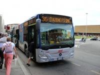 Флоренция. Mercedes-Benz O530 Citaro EV 763EW