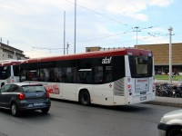 Флоренция. BredaMenarinibus Avancity+ L CNG EG 200BD