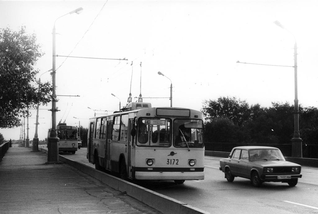 Минск. ЗиУ-682В №1781, ЗиУ-682В №3172