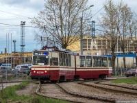 Санкт-Петербург. ЛВС-86К №8139