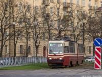 Санкт-Петербург. ЛВС-86К №8172