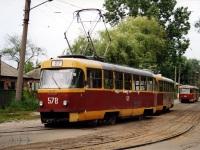 Харьков. Tatra T3SU №465, Tatra T3SU №578, Tatra T3SU №669