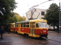 Харьков. Tatra T3SU №598, Tatra T3SU №599