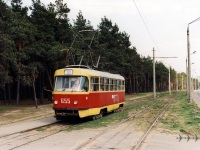 Харьков. Tatra T3SU №655