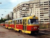 Tatra T3SU №675, Tatra T3SU №687