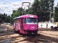 Харьков. Tatra T3SU №748