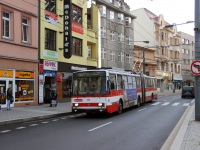Усти-над-Лабем. Škoda 15Tr13/6M №562