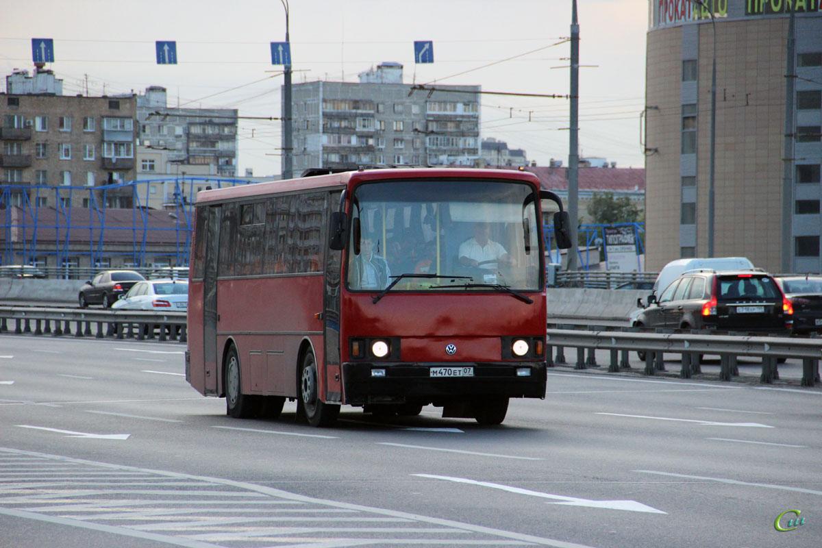 Москва. ЛАЗ-А1414А м470ет