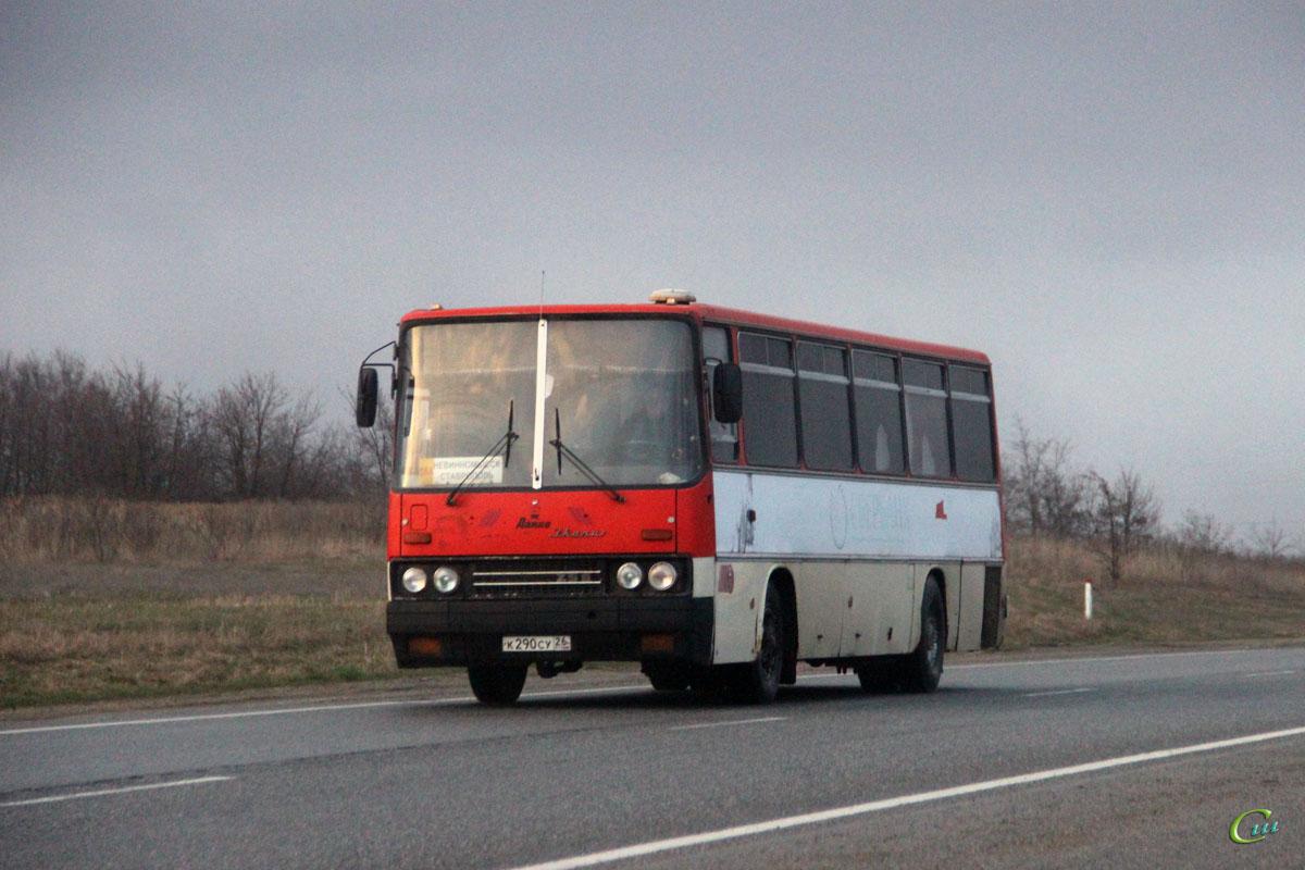 Ставрополь. Ikarus 256.74 к290су