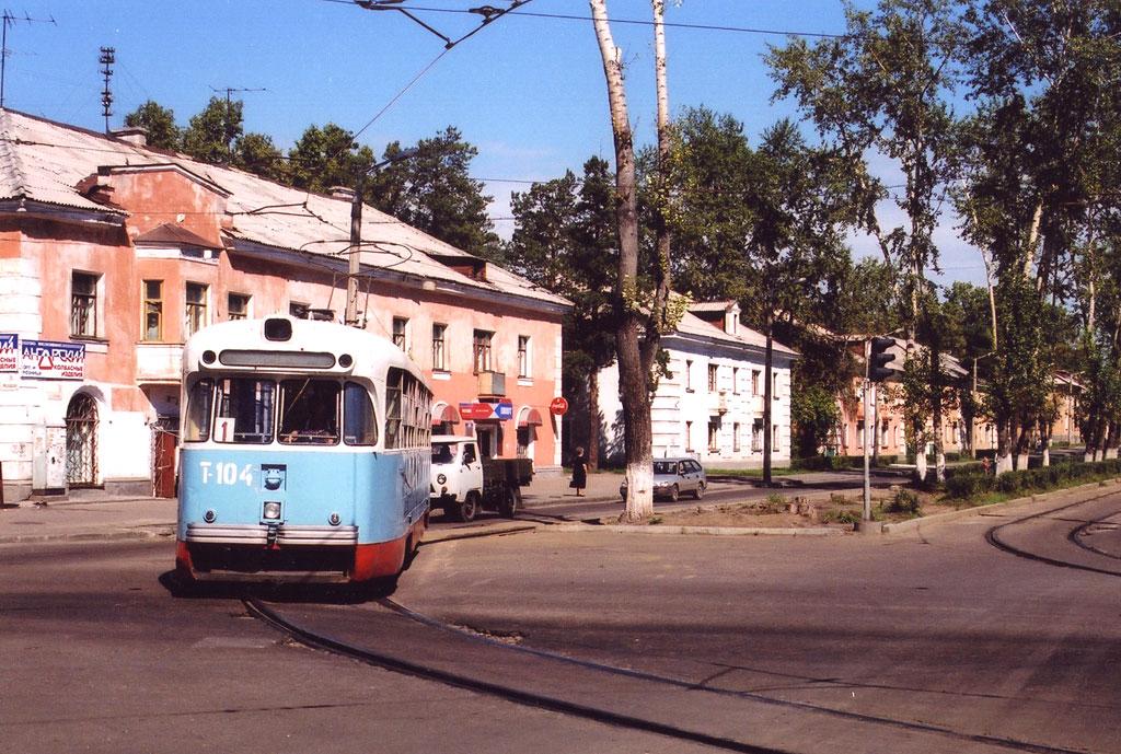 Ангарск. РВЗ-6М2 №104