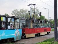Ченстохова. Konstal 105Na №605, Konstal 105Na №606