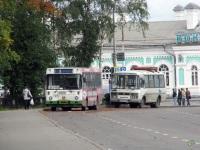 ЛиАЗ-5256.25 ав318, ПАЗ-32053 в935тв