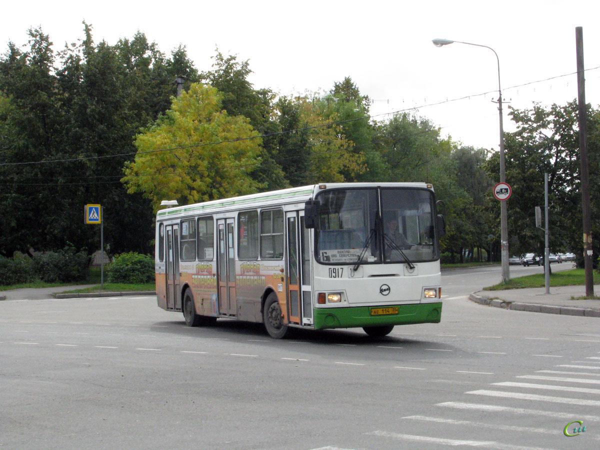 Череповец. ЛиАЗ-5256.25 ае114