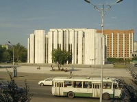 Курган. ЛиАЗ-677М р217ао