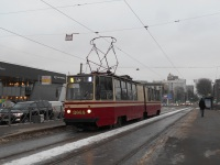 Санкт-Петербург. ЛВС-86К №3089