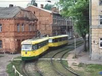 Даугавпилс. Tatra T3DC1 №074, Tatra T3DC2 №075