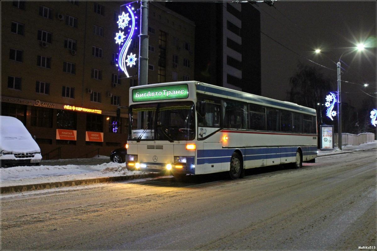 Владимир. Mercedes-Benz O407 н501мн