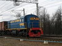 Санкт-Петербург. ТГМ4Б-0106