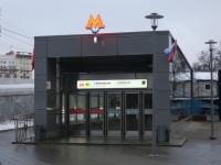 Москва. Павильон станции Савёловская, Большая кольцевая линия