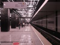 Москва. Станция Говорово, Солнцевская линия