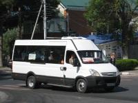 Анапа. Авто Вектор 4530 (Iveco Daily) у444ак