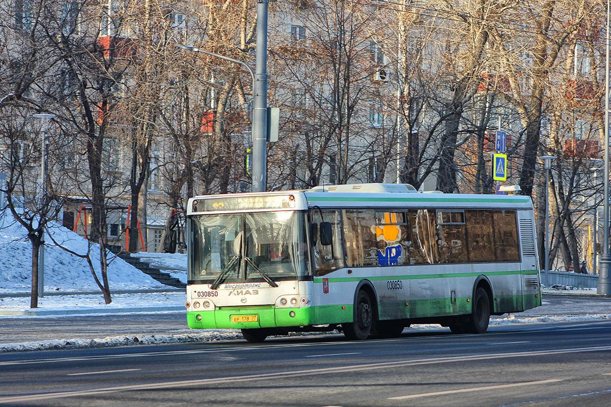 Москва. ЛиАЗ-5292.22 ер178