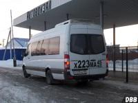 Тюмень. Луидор-2236 (Mercedes-Benz Sprinter) х223ма