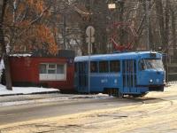 Москва. Tatra T3 (МТТЧ) №30177