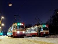 Санкт-Петербург. ЛВС-86К №8016, ЛВС-86К №8200