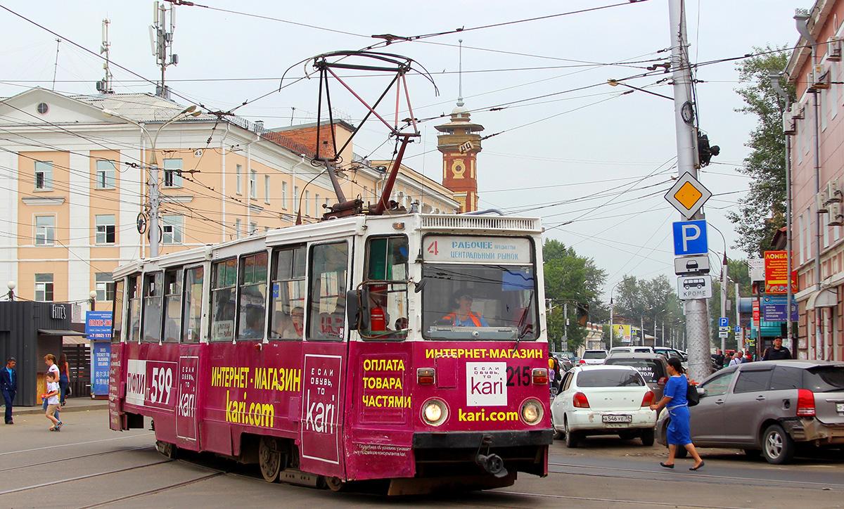 Иркутск. 71-605 (КТМ-5) №175