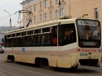 Иркутск. 71-619КТ (КТМ-19КТ) №214