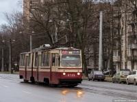 Санкт-Петербург. ЛВС-86К №5125
