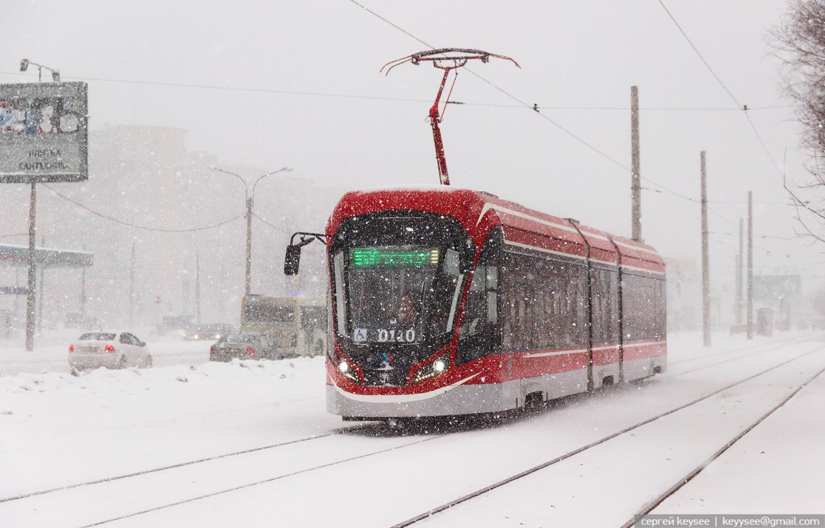 Санкт-Петербург. 71-931М №0110