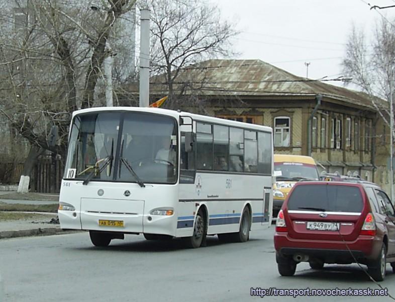 Курган. ПАЗ-4230-03 ав015