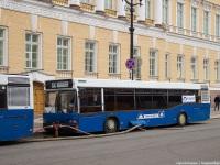 Санкт-Петербург. МАЗ-163 в290тт